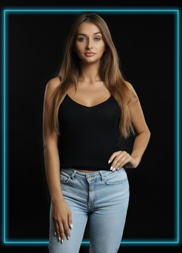 Модель для интернет магазина Дарья Р-р 44-46 Рост 167 фото 1